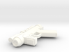 "PRHI Star Wars Black Imperial Pistol 6"" 3d printed"