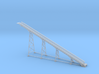 Conveyor Z Scale 3d printed 68ft Conveyor loader Z scale
