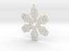 STORMTROOPER christmas snowflake decoration 3d printed