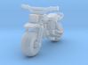 1/87 Scale ATC Mini Bike 3d printed