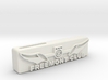 Freemont Fiat 3d printed