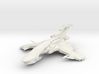 Scorpion Class BattleCruiser III 3d printed