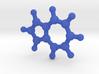 Azulene (small) 3d printed