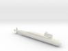 1/700 Type 092 (Xia Class) SSBN 3d printed