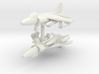 1/285 GR.9 Harrier (x2) 3d printed