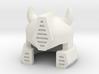 Robohelmet: Iddle Bug 3d printed
