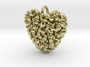 365 Hearts Pendant 3d printed