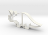Triceratops Cookie Cutter 3d printed