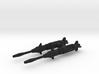 STOVL Jet Missiles 3d printed