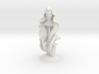WomanSculpture 3d printed