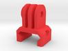 A&R GoPro Picatinny Rail Mount 3d printed