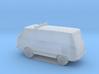 Fiat 900E utility van 1/144 scale 3d printed