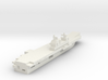 Aircraft Carrier: Generic with ski jump. 3d printed