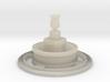 Fontein In schaal Z (1:220) 3d printed