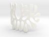 amoeba bracelet 3d printed