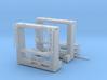 Turmadapter  3d printed