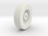 Front Wheel 3d printed