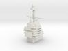 Gerald R. Ford Island 3d printed