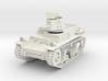 PV58B T14 Light Tank (Open Hatch) (28mm) 3d printed