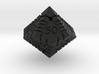 D100 - Andrew Bell 3d - Geometric Design 1 3d printed