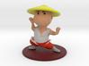 Shaolin Monk 3d printed