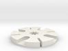 Iceblock Stick Joiner (4 way) 3d printed