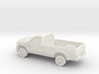 1/87 2005 Ford F-350 XLT Reg Cab Long Box 3d printed