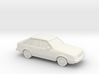 1/87 1985-88 Ford Escort USA 3d printed