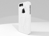 Faceted iPhone 5/5s Case 3d printed