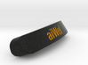 AiWel Nameplate for SteelSeries Rival 3d printed