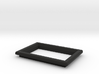 "OLED 0'96"" Beveled Frame  3d printed"