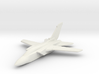 Tornado GR1 Multi-Role Jet 1/285 scale 3d printed