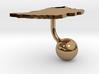 Grenada Terrain Cufflink - Ball 3d printed