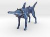 Hammerhead SharkDog 3d printed