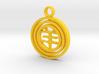 CheekyChi - Gimbal Charm (羊) 3d printed