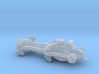 Digitorium Warp Bubble Beam Frigate 3d printed