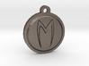 Mach 5 keychain 3d printed
