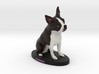 Custom Dog Figurine - Sophie 3d printed