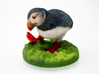 Opinion Puffin meme 3d printed Opinion Puffin 3d print