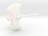 200x He-Man Battle-Axe 3d printed