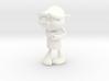 Gus Figurine - Medium - Plastic 3d printed