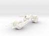 Batpod Scale Model  3d printed