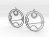 Tilly - Earrings - Series 1 3d printed