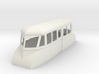 "009 4w ""flying banana"" railcar 3d printed"