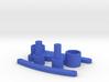 Losi Micro Bellcrank (left facing servo) 3d printed