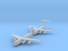 1/700 C-17A with Gear x2 (FUD) 3d printed