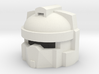 Robohelmet: Mail Carrier 3d printed