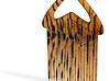 Comb2-tiger 3d printed