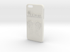 Walking Dead Iphone 6 Plus Case 3d printed