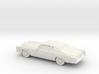 1/87 1978 Cadillac Eldorado 3d printed